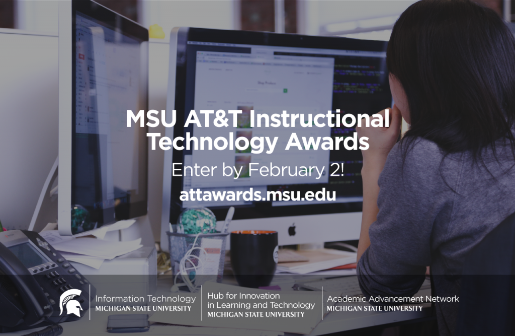 Deadline: AT&T Instructional Technology Awards competition
